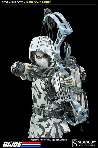 特種部隊『G.I. Joe』最強忍者『白幽靈』刺客版登場!