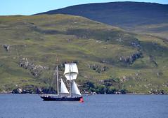 22-08-13 032 (Strathkanchris) Tags: cruise scotland ullapool westerross sailingboat rhue wyldeswan