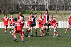20130824 U12 Red v Calwell At Lindwall Prelim Final