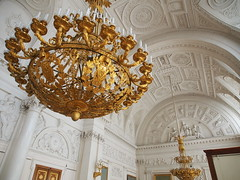 The Hermitage (Winter Palace), St Petersburg (ChihPing) Tags: travel winter museum stpetersburg russia petersburg olympus palace hermitage omd      em5