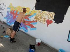 P9120695 (xbonie) Tags: muro real libertad graffiti la calle montana amor alien roots ciudad carlos paisaje sae spray graff ruidera mancha manzanares respeto homenaje carmona oner manza pichon pizarroso saeone pichoner