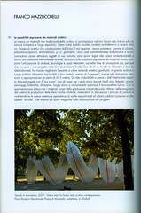 2008 -46°PREMIO SUZZARA-NUOVE SINESTESIE
