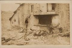 Death in Mechanized Warfare (Wooway1) Tags: tank wwi british panzer weltkrieg mk4 wk1 fw3