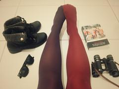 vintage mood (I.souza) Tags: feet sonydscw90