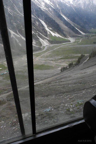 Feel the void -  Zoji Pass - Kashmir