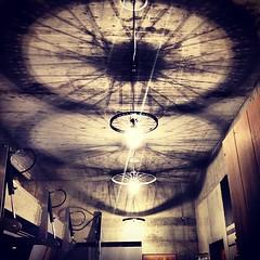 radbar lamp (radbar naturns sdtirol) Tags: lamp bike bicycle bar via snack claudia augusta rim schloss fahrrad sdtirol gasthaus imbiss radweg juval vinschgau klettergarten etschradweg radbar radimbiss