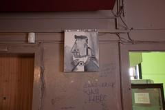 Select (artschoolscottst) Tags: party art theend installation gsa select destroy toiletroll thevic glasgowschoolofart checkeredfloor theartschool gsoa theassemblyhall