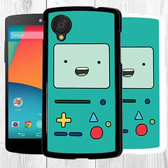 time 5 4 case adventure cover solo bmo han nexus beemo... (Photo: iphonegalaxys3456s on Flickr)