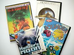 Disk games Commodore 64 (zapposh) Tags: wallet disk commodore imagine commie trade c64 disks diskette commodore64