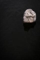 Stone (CarusoPhoto) Tags: park chicago canon john garden japanese illinois jackson hyde 5d osaka caruso markii ef50mmf12lusm carusophoto