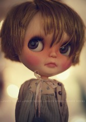 A Doll A Day. Dec 27. Oliver.