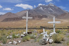 Graveyard at Paso Socompa