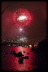 Bringing in 2014 at Bradley's Head, Sydney (Craig Jewell Photography) Tags: 50mm fireworks harbour nye sydney australia newyearseve f28 sydneyharbour 2014 bradleyshead ef50mmf14usm iso6400 0ev sec canoneos1dmarkiv 33519s1511445e filename20131231230422x0k0755cr2