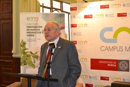 Ramón Clotet en 'Diálogos CMN'