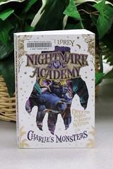 Charlie's Monsters (Vernon Barford School Library) Tags: new school fiction monster reading book high friendship library libraries dean reads books security read paperback charlie fantasy cover junior horror novel covers monsters nightmare bookcover schools middle academy vernon recent bookcovers nightmares novels charlies whatsnew barford lorey aquisition aquisitions vernonbarford 9780007257195 vernonbarfordschool vernonbarfordschoollibrary vernonbarfordlibrary