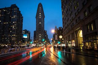 Flatiron Building  (Explored)