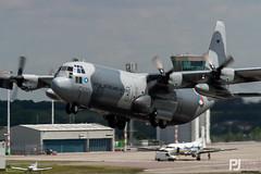 Royal Netherlands Air Force C-130H Hercules G-273 (philrdjones) Tags: holland netherlands bristol lockheed hercules brs bristolairport lulsgate royalnetherlandsairforce c130h eggd g273