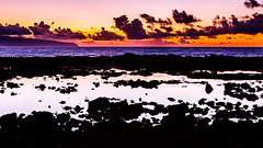 2014_North_Shore_Sunset-0357 (JOHN PHILPOTTS PHOTOGRAPHY) Tags: ocean longexposure beach hawaii sunsets 2014