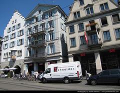 City Center, Zurich, Switzerland (JH_1982) Tags: city schweiz switzerland suisse suiza zurich center suíça zurique zürich helvetia svizzera züri 瑞士 zwitserland zurigo svizra 스위스 苏黎世 szwajcaria スイス チューリッヒ turitg zurych schweizerische eidgenossenschaft zúrich швейцария 취리히 цюрих ज़्यूरिख़ स्विट्ज़रलैण्ड