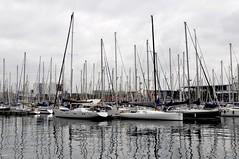 Barcos de ocio (vcastelo) Tags: barcelona espaa puerto spain barcos catalua maremagnum deportivo