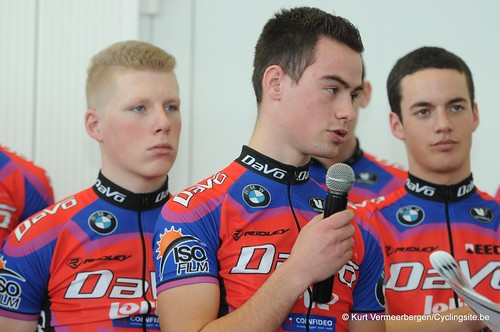 Ploegvoorstelling Davo Cycling Team (190)