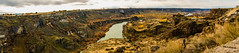Snake River (DonMiller_ToGo) Tags: panorama scenic panoramic canyon idaho rivers snakeriver gf1 views100 panoimages3