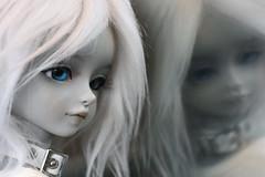 Tadaharu (ExistingDay) Tags: ball grey mirror doll bjd soom msd jointed tadaharu