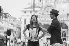 Venice Japan 003 (stefanovillanova) Tags: plaza city travel viaje venice boy bw woman man girl landscape women place ciudad venezia viaggio ragazza città ragazzo veneto viaggiare