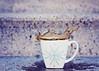 Day 59/365 February Coffee Splash (HugsNotDrugs11385) Tags: coffee mug 365 59365 coffeesplash nikor50mm14g nikond5100