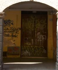 Sotto i portici (AnnaPaola54) Tags: bologna portici marzo 2014