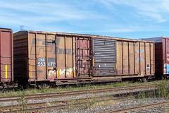 CNA 553070 Ottawa, Ontario 08212007 ©Ian A. McCord (ocrr4204) Tags: ontario canada train wagon kodak ottawa railcar traincar pointandshoot mccord ocr railroadcar walkley z740 freightcar railwaycar ocrr ottawacentralrailway walkleyyard 1000000railcars ianmccord ianamccord