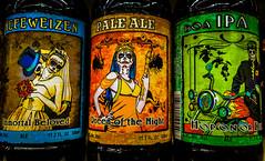 Los Muertos Brewing - Immortal Beloved Heffeweizen, Queen of the Night Pale Ale and Hop on or Die DOA IPA - Puerto Vallarta, Mexico (mbell1975) Tags: beer mexico ale mexican bier biere fairfaxvirginiaunitedstateslosmuertosbrewingimmortalbelovedheffeweizenqueenofthenightpalealeandhoponordiedoaipapuertovallarta
