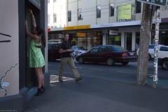 Shutting Up Shop (Ranga 1) Tags: urban man girl shop canon candid fitzroy australian streetphotography australia melbourne streetscene victoria suburbs cinematic australianlandscape urbanlandscape brunswickstreet davidyoung innersuburbs innermelbourne ef24105mmf4lusm canoneos5dmarkii