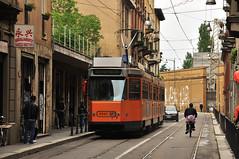 Fiat Ferroviaria Series 4900 #4993 ATM Milano Mediolan (3x105Na) Tags: fiat milano tram series 12 4900 atm tramwaj ferroviaria włochy mediolan 4993 ilaty