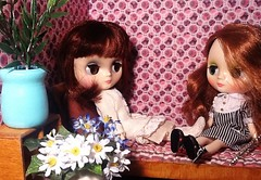 Maisie's Sister Christine Meets Pammy Buchanan