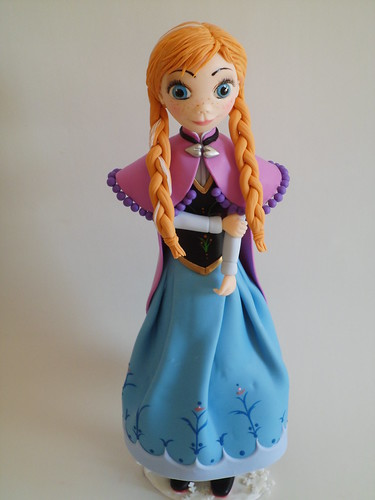 Minha Anna do filme Frozen
