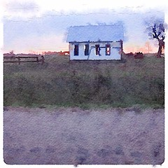 #latergram Painted in #Waterlogue fooling around with Waterlogue--on sale in the App Store.