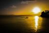 Sunset in the lagoon (GinésBallesteros) Tags: sunset de boats island atardecer botes soleil coucher lagoon florianopolis lagoa laguna isla ilha balsas entardecer île canots lacune