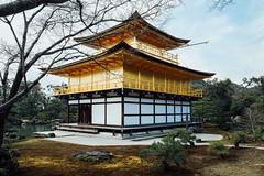 Kinkaku-ji () (huangb) Tags: japan architecture temple gold kyoto asia ngc explore nippon  kinkakuji worldtravel travelphotography landscapephotography flickrelite