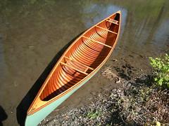 DSCN4176 (Fishsticks2010) Tags: canoe canvas cedar ribs langford gunnel seveteen babish