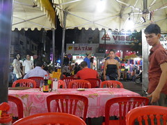 Restaurant Ho Chi Minh City Vietnam (Paul Beresford1100 (Tassie Devil)) Tags: cruise food train temple bay asia village market buddha vietnam hoian limestone hanoi hue saigon herb mekong halong hawker halongbay reunificationpalace hochimin