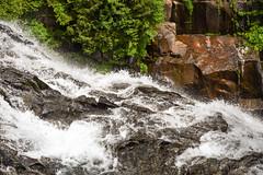 Narada Falls (Mt. Rainier) (davidlayne1284) Tags: waterfall washington nationalpark nikon rainier cascades mtrainier narada mtrainiernationalpark d7200