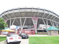 The Diamond -- Richmond, VA, July 5, 2015 (baseballoogie) Tags: virginia squirrels baseball stadium richmond va easternleague aa ballpark flyingsquirrels thediamond baseballpark milb 070515 richmondflyingsquirrels baseball15 canonpowershotsx30is
