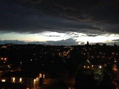 Photo of Leeds at night