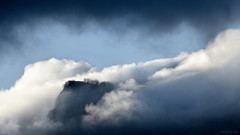 Black and white clouds (Rusin3s) Tags: clouds nubs núvols nikon d3200 landscape paisaje pisatge sky cel cielo
