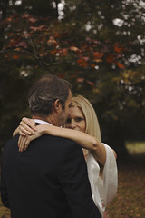Happiness (Ombeline_v) Tags: wedding marriage happy happyday weddingday autumn colours happiness nikon nikond7100 35mm portrait france french photographer