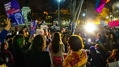 2017.02.22 ProtectTransKids Protest, Washington, DC USA 01133