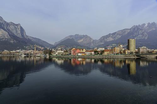 Lecco, il lago in mezzo ai monti