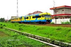 Kala itu.. (Edy Widiyanto) Tags: mojokerto inspeksi ukur ciremai semeru klb kai121 indonesia railways indonesian api kereta