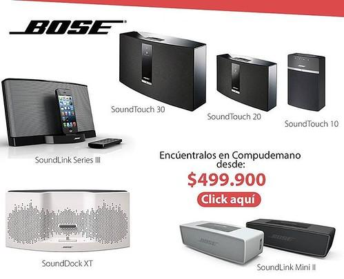 ¿Ya sabes cual parlante Bose se ve mejor en tu hogar? Encuéntralo en @compudemano al mejor precio. #cadadiamejor #like4like